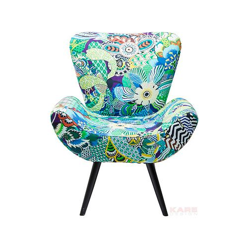 Kare Design Wings Madagaskar Fotel