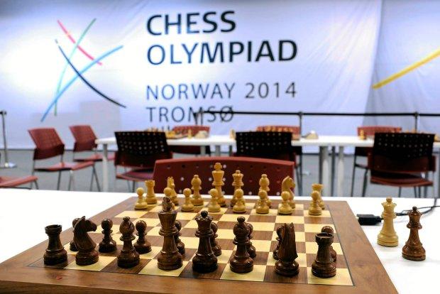 Olimpiada Szachowa w Norwegii