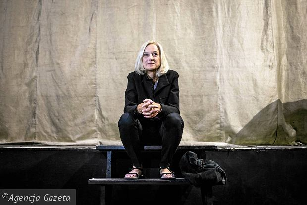 """""""W teatrze nie ma miejsca dla �ciemy"""". Rozmowa z Dorot� Ignatjew, dyrektork� Teatru Osterwy"""