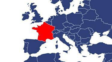 Kt�ry kraj zaznaczyli�my na mapie? Poziom trudno�ci: pocz�tkowo szko�a podstawowa  [QUIZ]