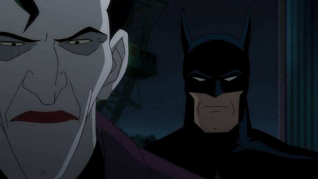 Batman Zabojczy zart Warner / mat. promocyjne