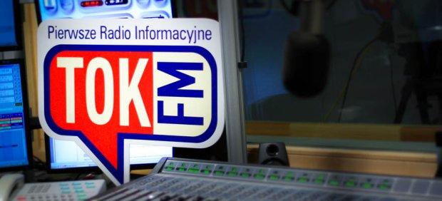 Wiecz�r wyborczy w radiu TOK FM. Zapraszamy w niedziel� po godz. 21