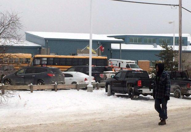 Strzelanina w szkole w Loche