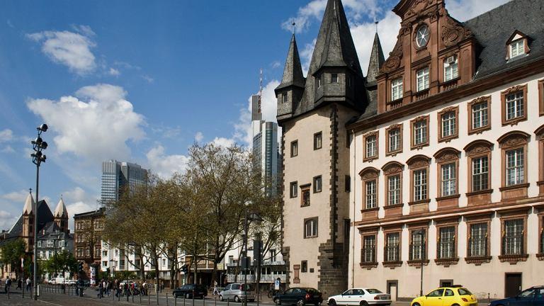 Ulica Frankfurtu