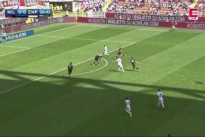 Milan - Empoli 1:2. Łukasz Skorupski zatrzymał Milan! Fantastyczny mecz Polaka [ELEVEN SPORTS]