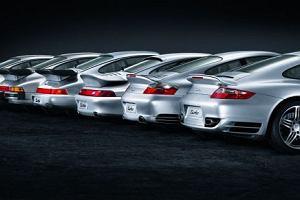 Porsche 911 Turbo | Jak rodzi�a si� legenda