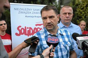 Solidarno�� chce strajku! Koniec rozm�w z premierem [WIDEO, ZDJ�CIA]