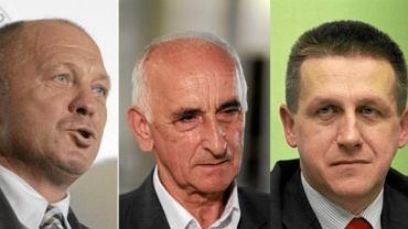 Marek Sawicki, Stanisław Żelichowski, Jan Bury