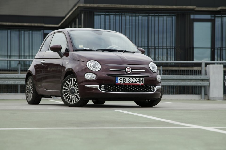 Fiat 500 TwinAir Turbo