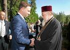 Prezydent Andrzej Duda na Grabarce: Najwa�niejszy jest szacunek [ZDJ�CIA]