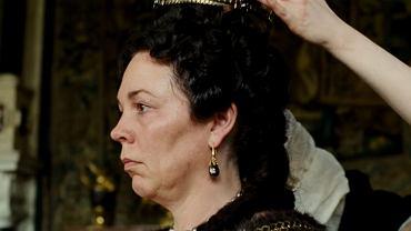 Olivia Coleman jako królowa Anna w 'The Favourite', reż. Yorgos Lanthimos