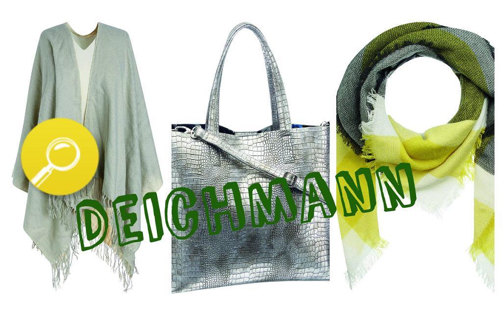 c055c3e23bb07 Deichmann-zobacz najnowszy lookbook a w nim, torebki i dodatki na  nadchodzący sezon