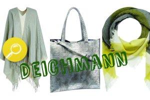 Deichmann- zobacz najnowszy lookbook, a w nim, torebki i dodatki na nadchodz�cy sezon