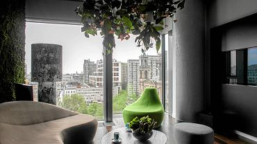 Apartament pokazowy w wieżowcu Cosmopolitan