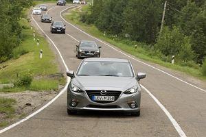 Nowa Mazda 3 w Warszawie