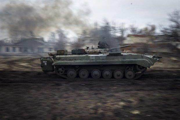 W Donbasie nie ma dnia bez wymiany ognia