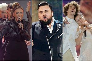 Finaliści Eurowizji