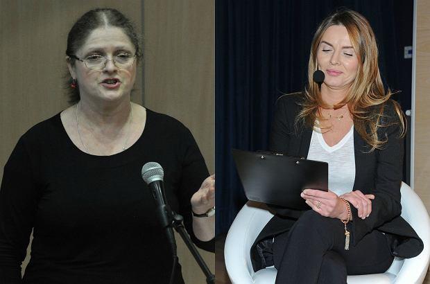 Krystyna Paw�owicz, Hanna Lis