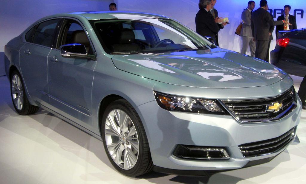 Chevrolet Impala dziesiątej generacji