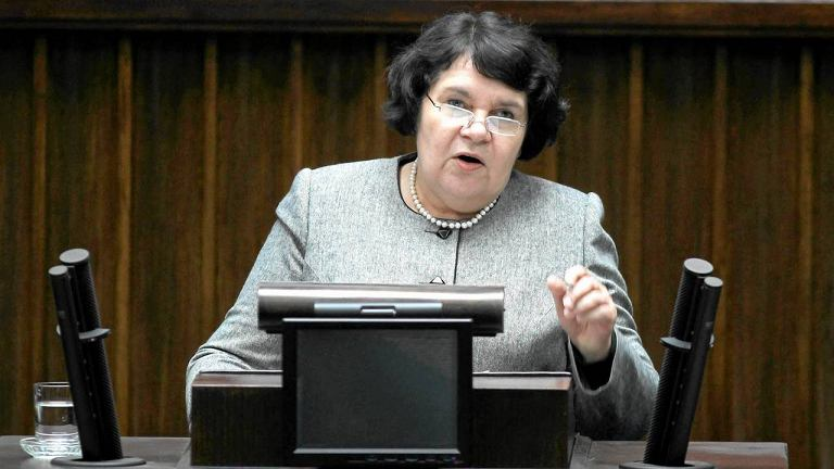 Najwięcej interpelacji złożyła w tej kadencji Anna Sobecka z PiS