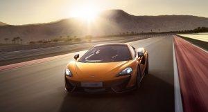Salon Nowy Jork 2015 | McLaren 570S | Dla gwiazd futbolu