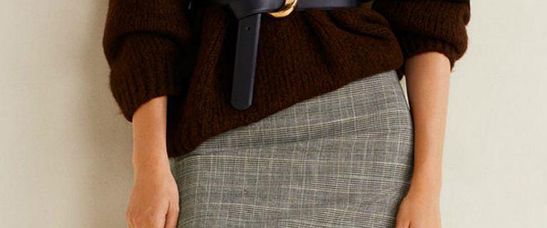 Ołówkowe spódnice idealne do pracy