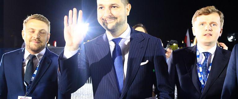 Mecenas Kaczyński składa akt oskarżenia przeciw rzecznikowi sztabu Jakiego. ''Za haniebne zachowanie''