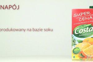 Czy wiesz czym r�ni si� sok od napoju?