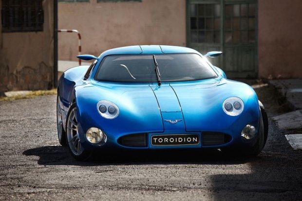 Toroidion 1MW Concept | Elektryczna moc 1359 KM