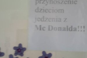 McDonald's przy szpitalu. Lekarze oburzeni, wprowadzają zakaz