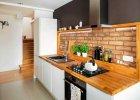 Aranżacje wnętrz: czym wykończyć ścianę nad blatem kuchennym - 10 pomysłów