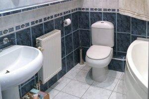 Metamorfoza łazienki za 2200 zł