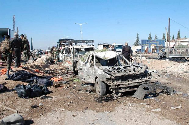 Syria: 23.11 konferencja pokojowa, ale walki trwaj�. Zgin�o 30 os�b