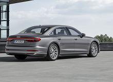 """Oto nowe Audi A8, czyli """"przyszłość luksusowych samochodów"""""""