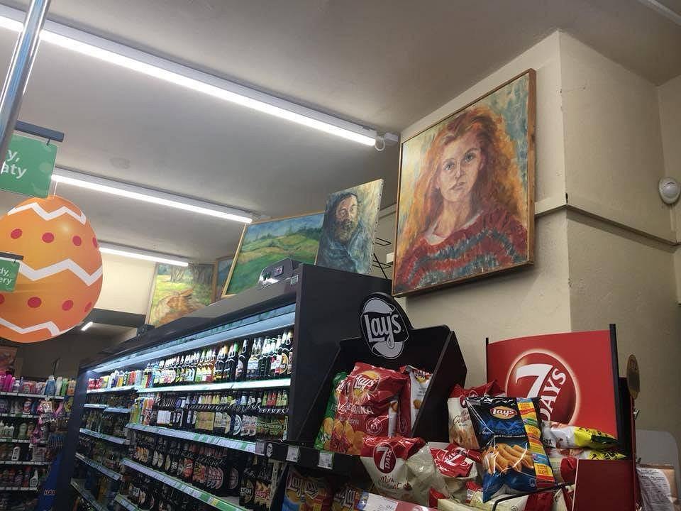 Galeria w sklepie