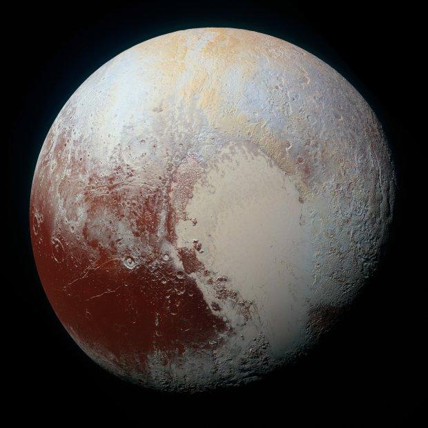 Pod powierzchnią Plutona może się skrywać ocean