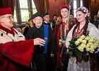 Andrzej Wajda na UJ: Nasza racja zn�w zwyci�y!