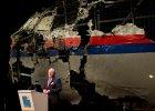 Odczytywanie raportu dot. lotu MH17