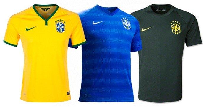 1bb48ad2a Zdjęcie numer 0 w galerii - MŚ 2014. Koszulki wszystkich reprezentacji na  mundial w Brazylii