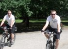 W wakacje policjanci przesiedli się na rowery [ZDJĘCIA]