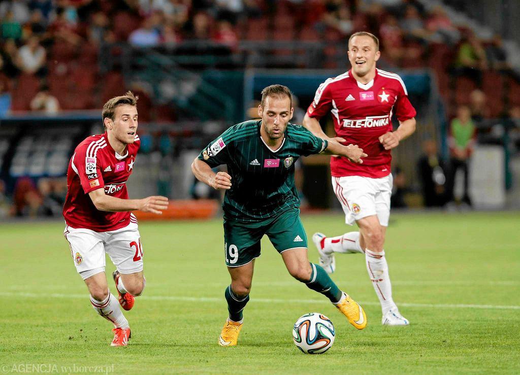 Marco Paixao graczem Śląska był przez dwa sezony