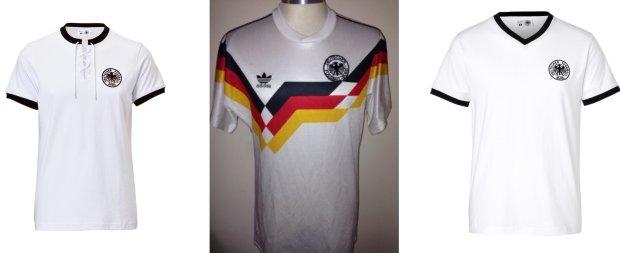 495bb31f0b73 Zdjęcie numer 0 w galerii - Koszulki reprezentacji Niemiec. Jak zmieniały  się przez lata