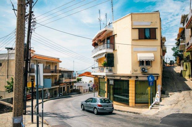 Jazda po greckich drogach wcale nie wymaga wielkiej odwagi
