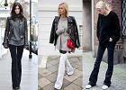 Szerokie spodnie zimą - odkryj ten trend na nowo