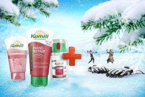 Kamill - zimowa piel�gnacja d�oni