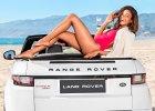 Salon Los Angeles 2015 | Range Rover Evoque Cabrio | Sesja z dziewczyn� Bonda