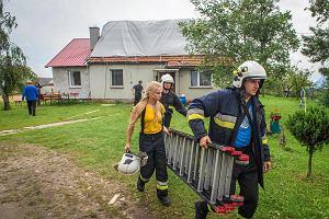 Strażacy bez sprzętu po sierpniowej nawałnicy. Pomoże Wielka Orkiestra Świątecznej Pomocy