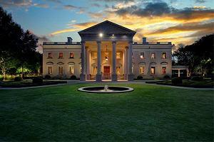 Biały Dom sprzedany - wierna replika znanego budynku została kupiona po przecenie