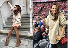 Bluza oversize - zobacz jak nosi ją Anna Lewandowska