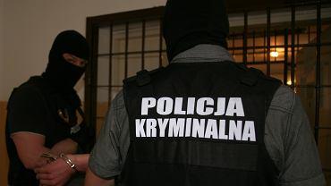Policjanci kryminalni